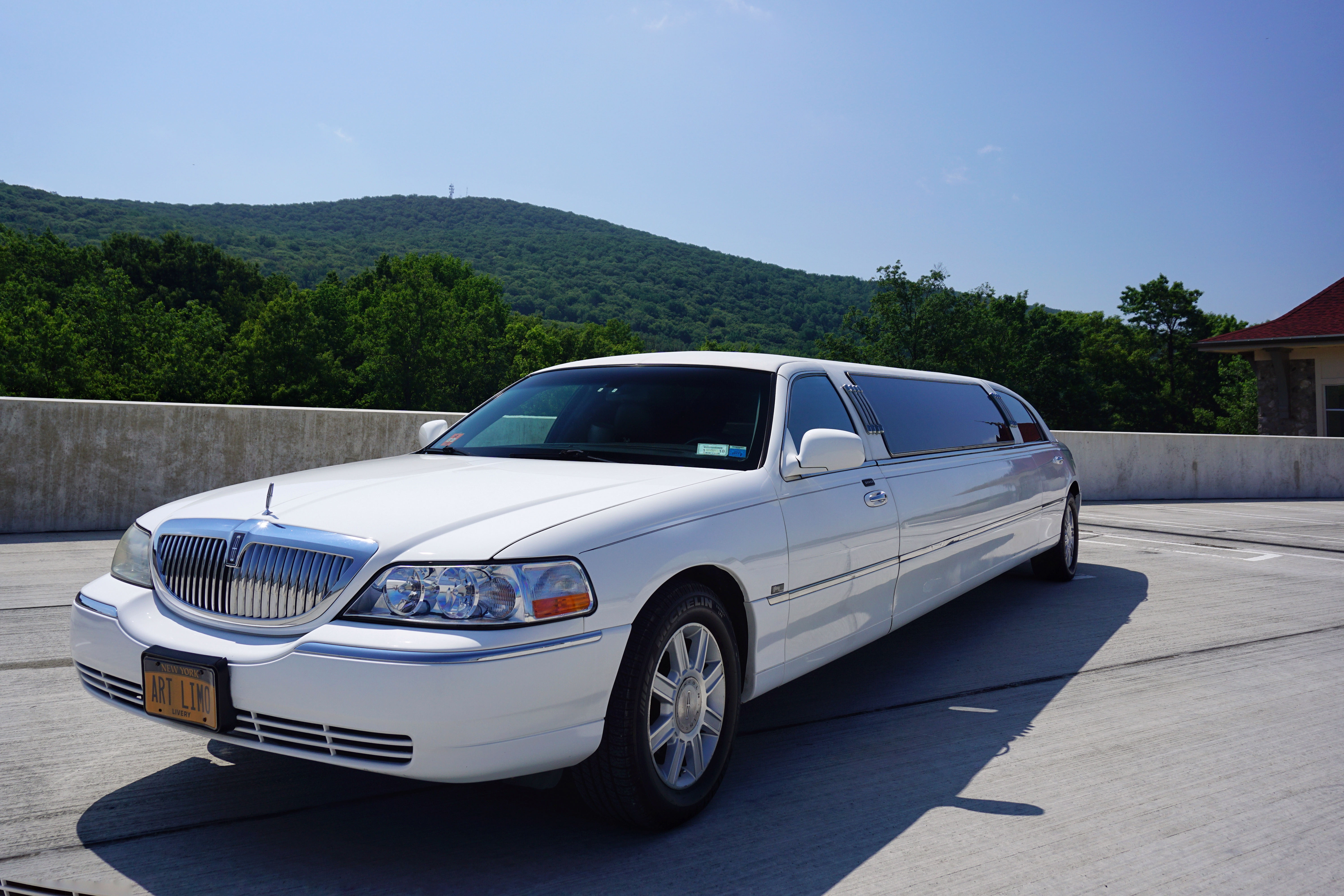 limo for hire in Orange County NY